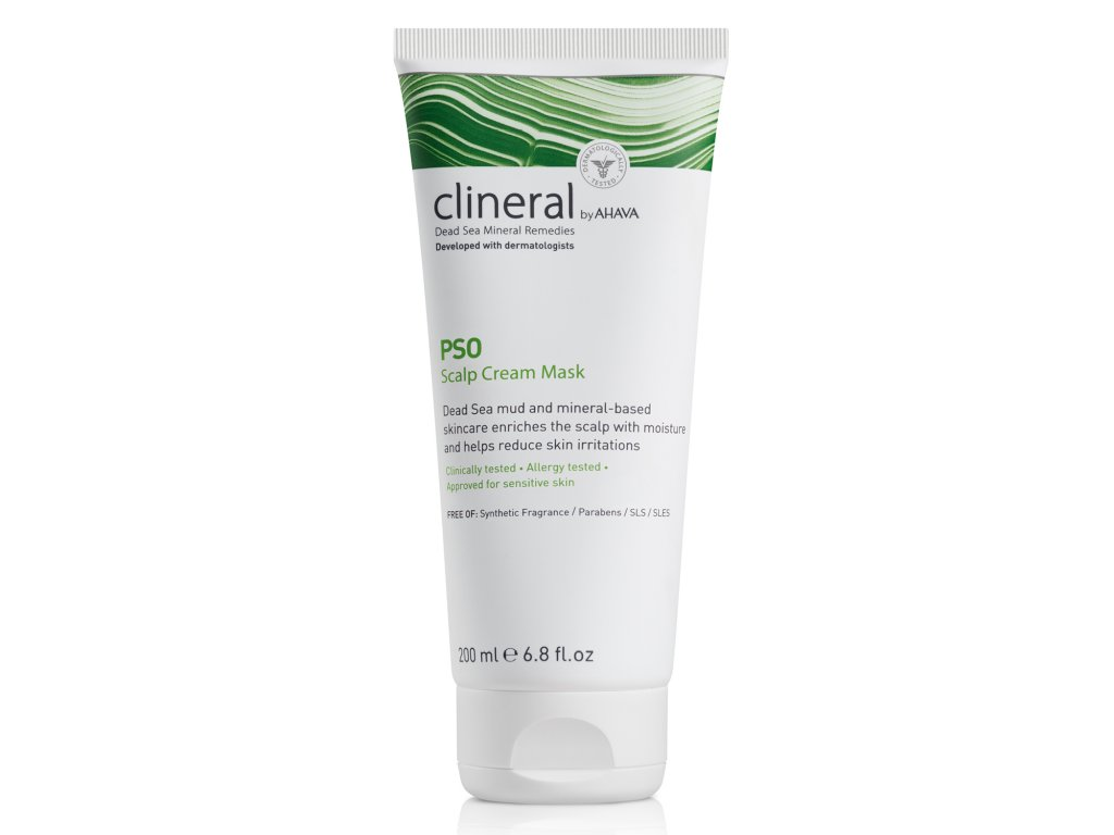 CLINERAL 2016 PSO Scalp Cream Mask 200ml 1500x15002