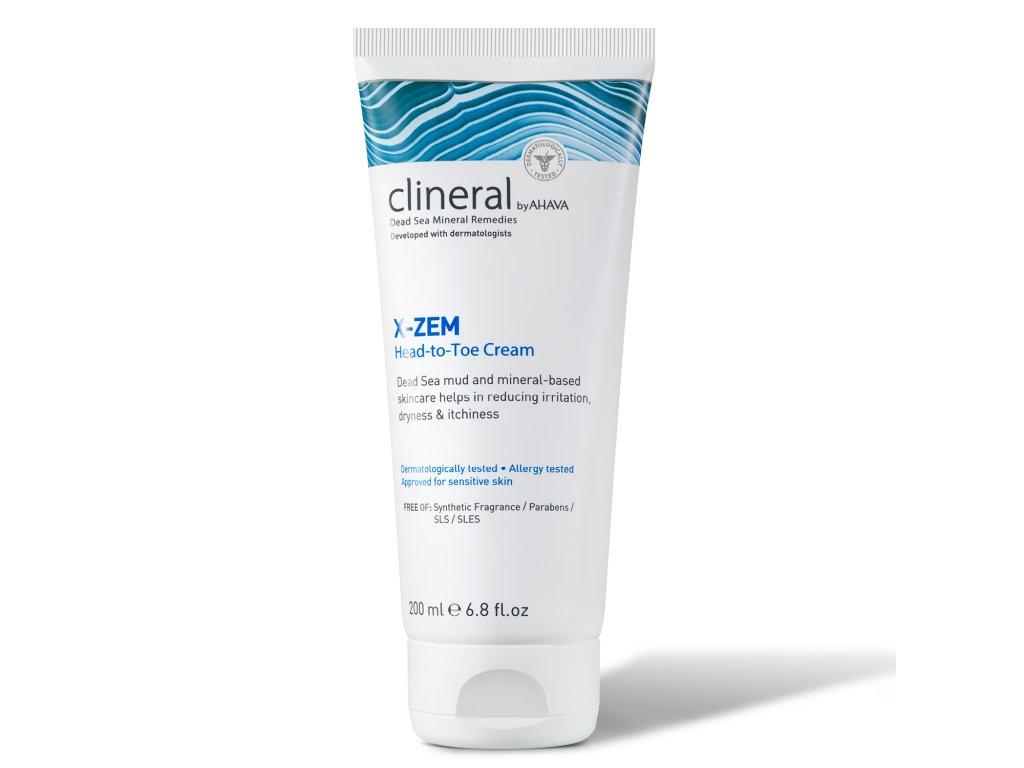 Clineral X ZEM Head to Toe Cream 200ml 1500x15002