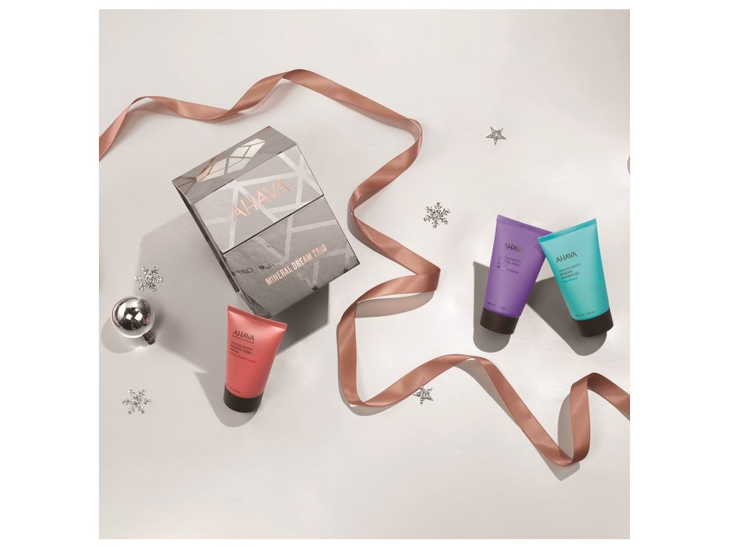 Holiday Collection 2020 Lifestyle Mineral Dream Trio CMYK ctverec