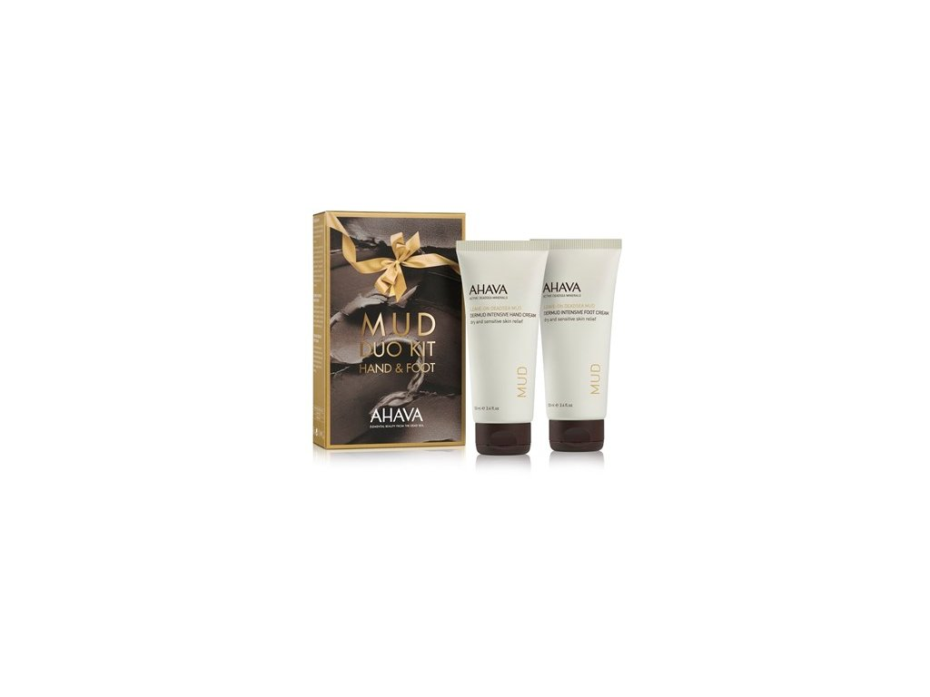 Kit Duo Mud Hand + Foot 100ml