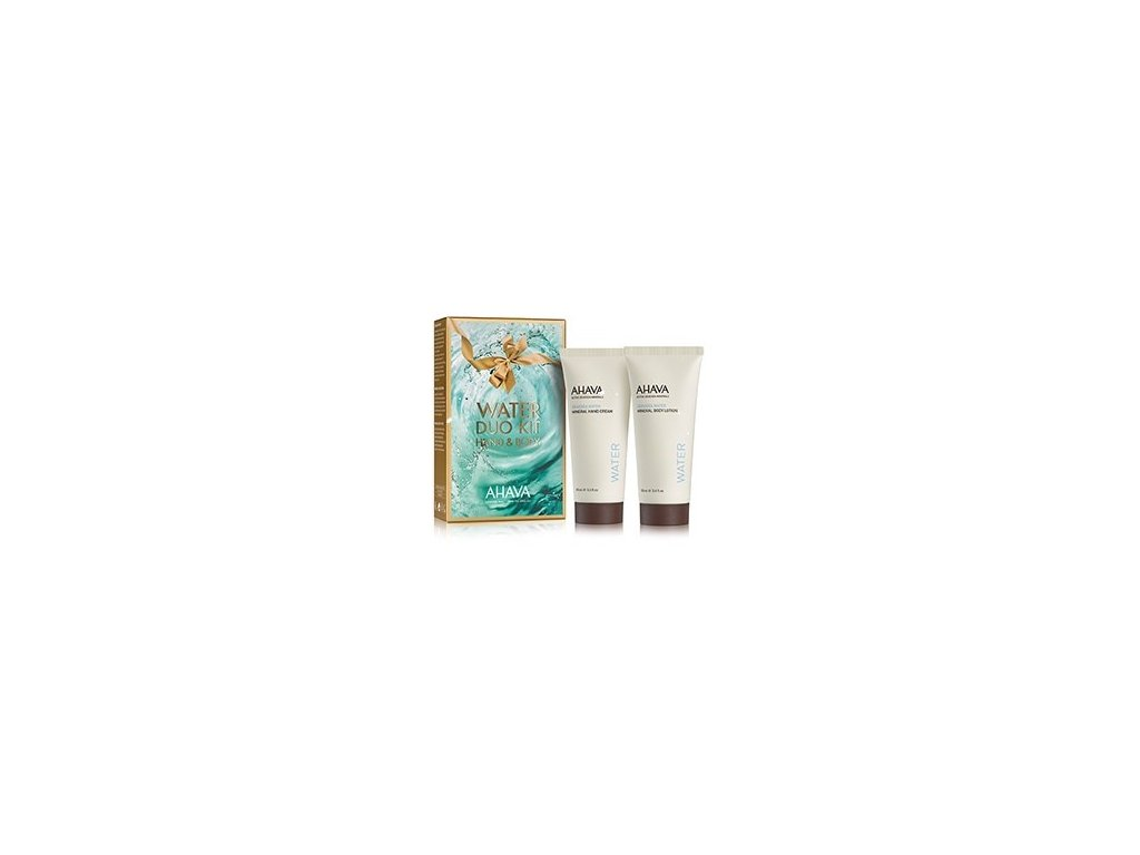 Kit Duo Water Hand + Body 100ml