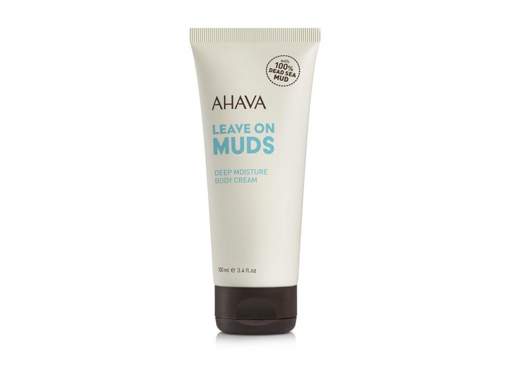 Leave on Mud body cream tube RGB low web