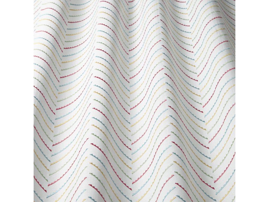 zigzag multi wavy