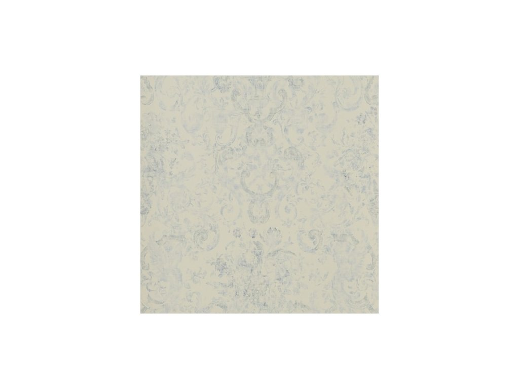 Old Hall Floral Natural, Ivory and White Wallpaper PRL704 04