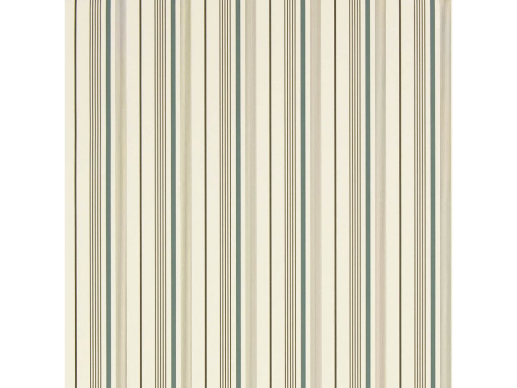 Gable Stripe Brown and Beige Wallpaper PRL057 02