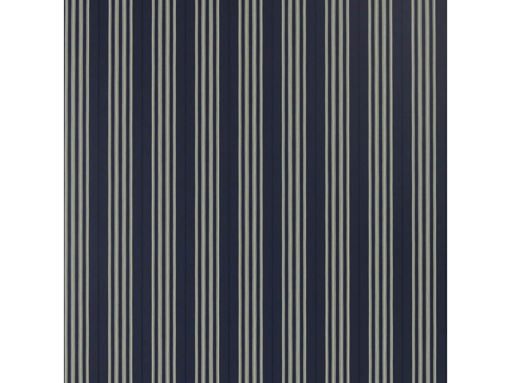 Palatine Stripe Black Wallpaper PRL050 04