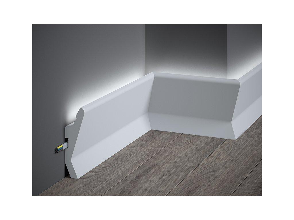 Lišta pro LED QL014P (Délka Lišta o délce 2 m)
