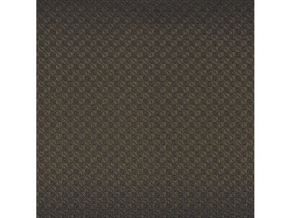 Luxusní vliesová tapeta WAGARA ANTHRACITE/DORE 75331834