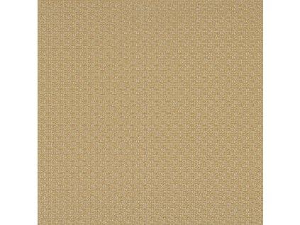 Luxusní vliesová tapeta WAGARA BLANC/DORE 75331732