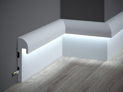 Lišta pro LED QL015P (Délka Lišta o délce 2 m)