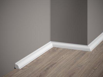 Podlahová lišta MD001 (Délka Lišta o délce 2 m)