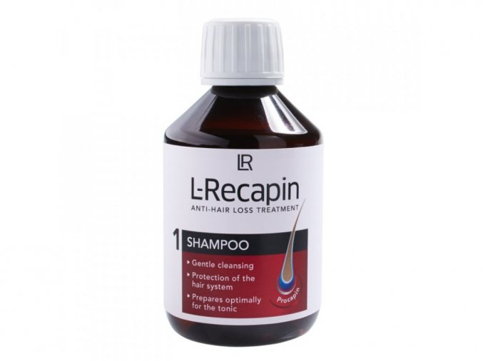 lr l recapin sampon 200 ml