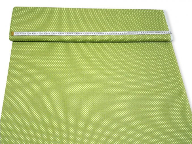 bavlnena latka mini bodka 2 mm sirka 140 cm 7551051