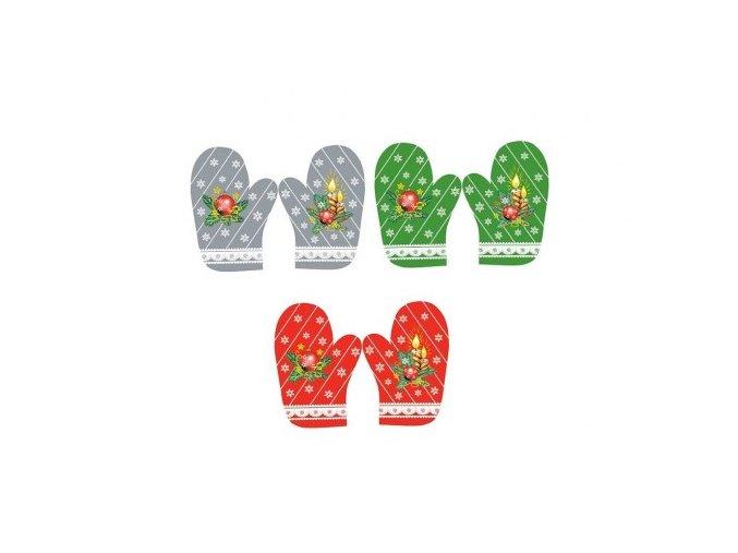 rukavice rod vianoce sviecka 490x368