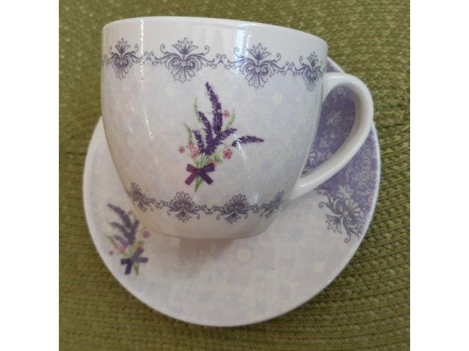 190110 salka s podsalkou 6 6 porcelan 200ml levandula