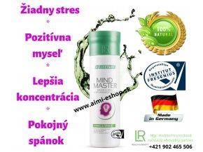 LR Lifetakt Mind Master Formula Green 500 ml Pozitívna myseľ, lepšia koncentrácia a spánok