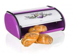 Chlebník s motívom LEVANDULA veľký, Banquet