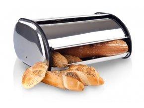 nerezový chlebník banquet