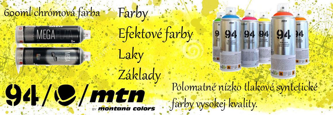 sprejove farby MTN 94