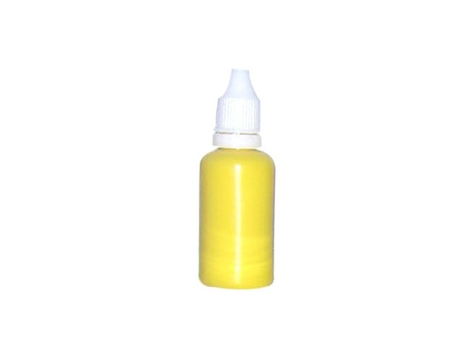 Airbrush köröm szín Fengda lemon yellow