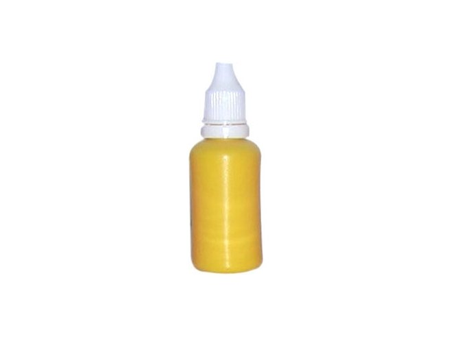 Airbrush köröm szín Fengda mid yellow