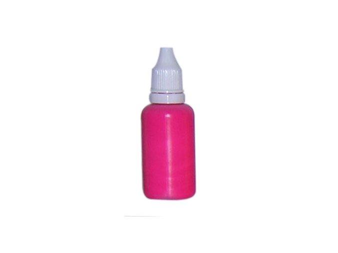 Airbrush fluoreszkáló Fengda körömszín fluorescent rose