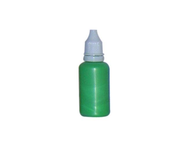 Airbrush gyöngyszín Fengda körömszín pearly bamboo green