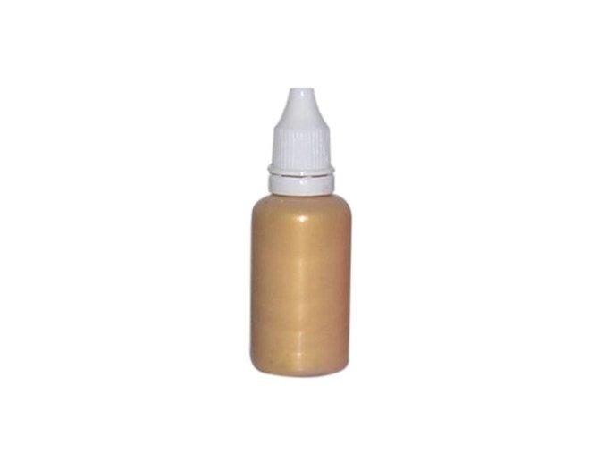 Airbrush gyöngyszín Fengda körömszín pearly golden