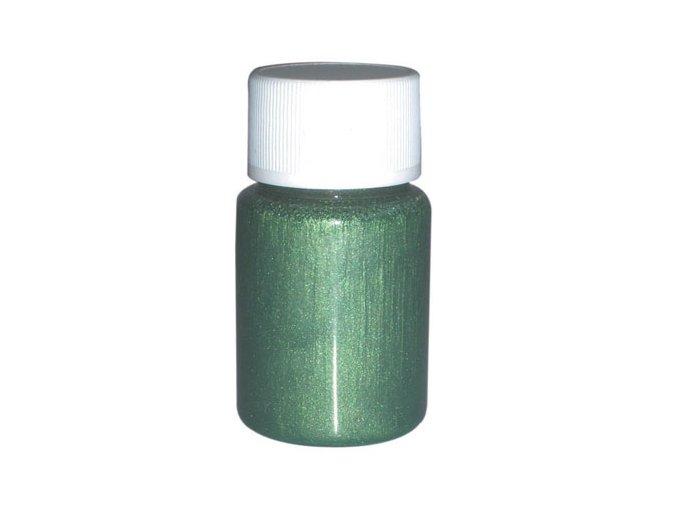 Airbrush gyöngy tetoválási szín Fengda dark green 40 ml