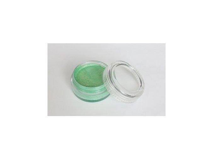 Gyöngyszín testfesték Fengda body painting light green 10 g
