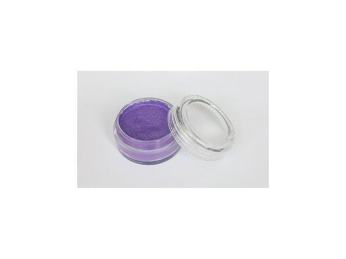 Gyöngyszín testfesték Fengda body painting purple 10 g