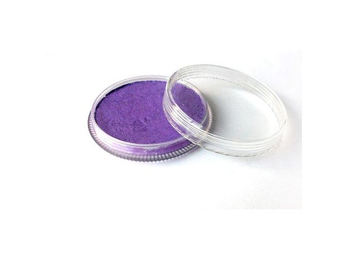 Gyöngyszín testfesték Fengda body painting purple 30 g