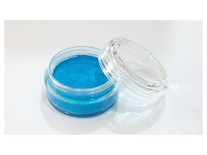 Gyöngyszín testfesték Fengda body painting bright blue 10 g