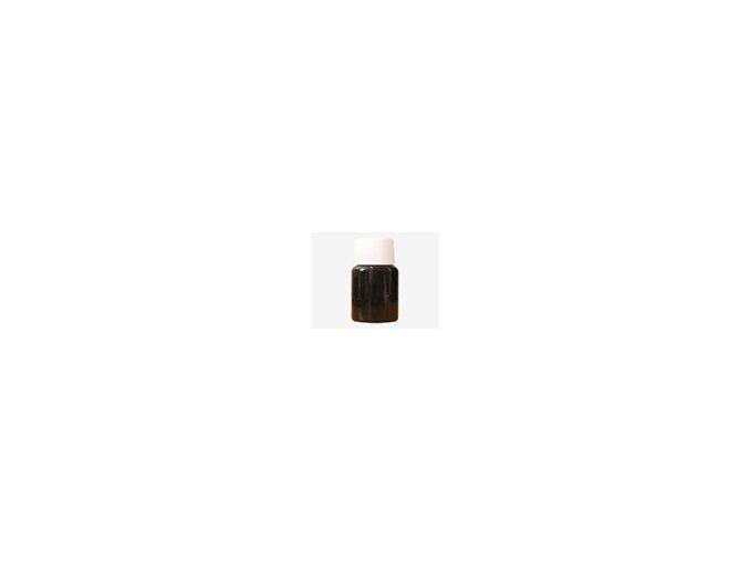 Heti testápoló szín - fekete 40ml