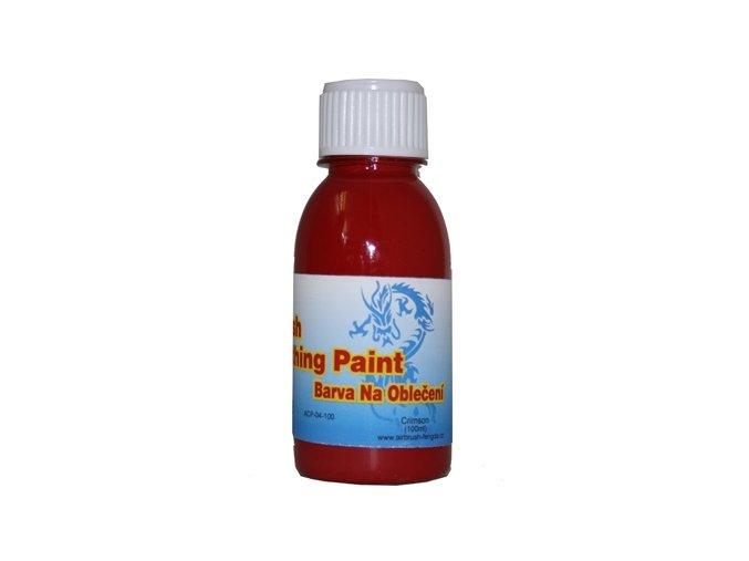 Airbrush ruhaszín Fengda crimson 100 ml