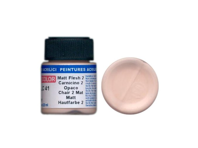 LifeColor LC41 basic matt flesh 2 szín
