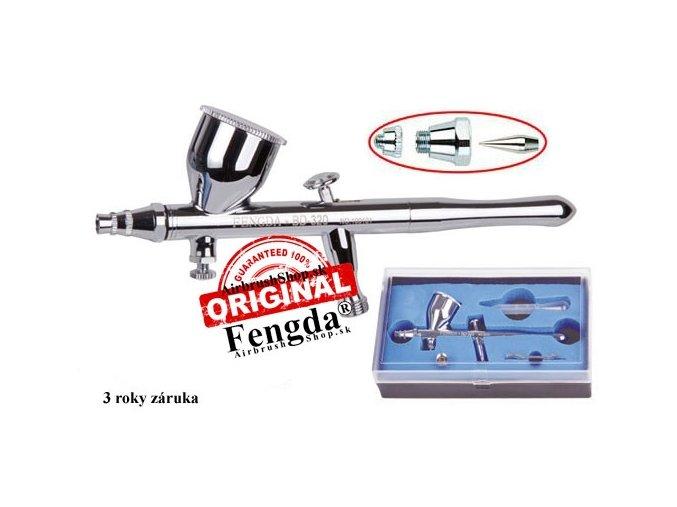 Airbrush Fengda® BD-320 szórópisztoly
