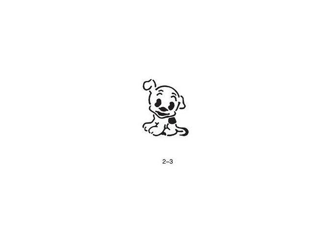 Sablon csillogó tetováláshoz Fengda 02-03