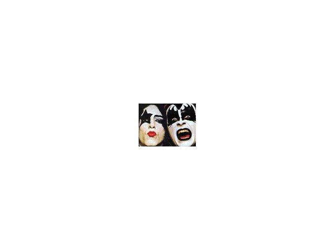 Arcfestés / Facepainting készlet 14 - KISS