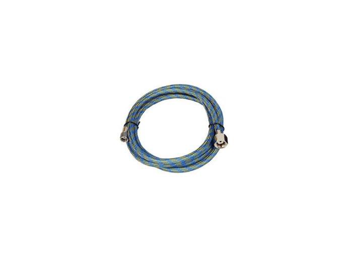 Kék tömlő Fengda BD-21 csatlakozó 3,0 m varrással G1/4 - G1/8