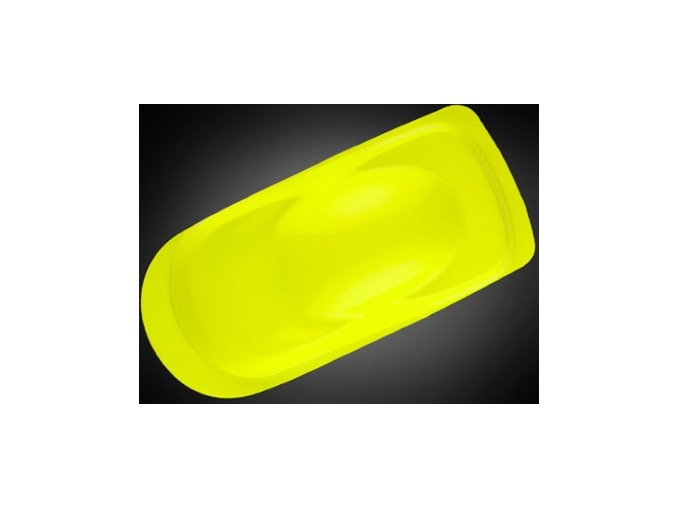 Szín WICKED Fluorescent Colors W024 Yellow 60 ml