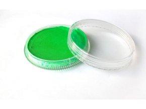Fluoreszkáló testfesték Fengda body painting green 30 g