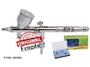 Airbrush Fengda® BD-180 szórópisztoly