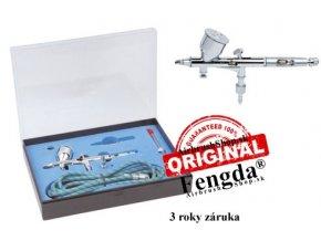 Airbrush Fengda® BD-180K légtisztító készlet
