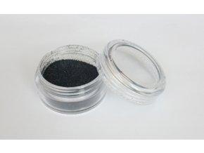 Fengda Glitter 1 / 128 csillogó por Black 10 ml