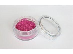 Fengda Glitter 1 / 128 csillogó por rose 10 ml