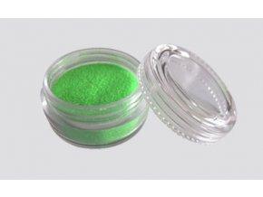 Fengda Glitter 1 / 256 UV csillogó por green 10 ml