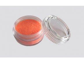 Fengda Glitter 1 / 256 UV csillogó por orange 10 ml