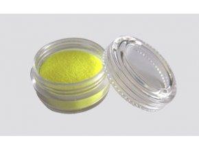 Fengda Glitter 1 / 256 UV csillogó por yellow 10 ml