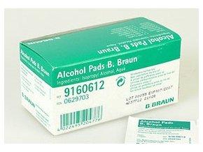 Alkohol tisztító párnakészlet (100db)
